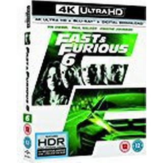 Fast & Furious 6 (4K UHD Blu-ray + Blu-ray+ Digital Download) [2013]